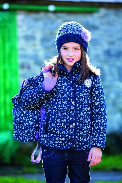 Horseware Kids Quilted Winter Coat