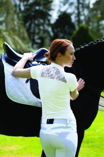 Horseware Sara Jersey S/S Competition Top