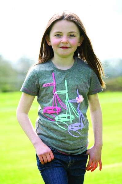 Horseware Girls Bridle Tee
