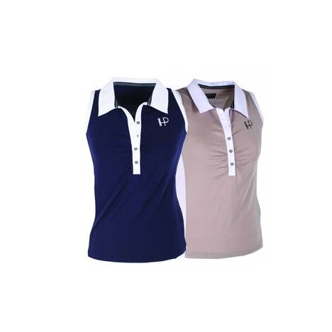 Horseware Platinum Mia Sleeveless Polo