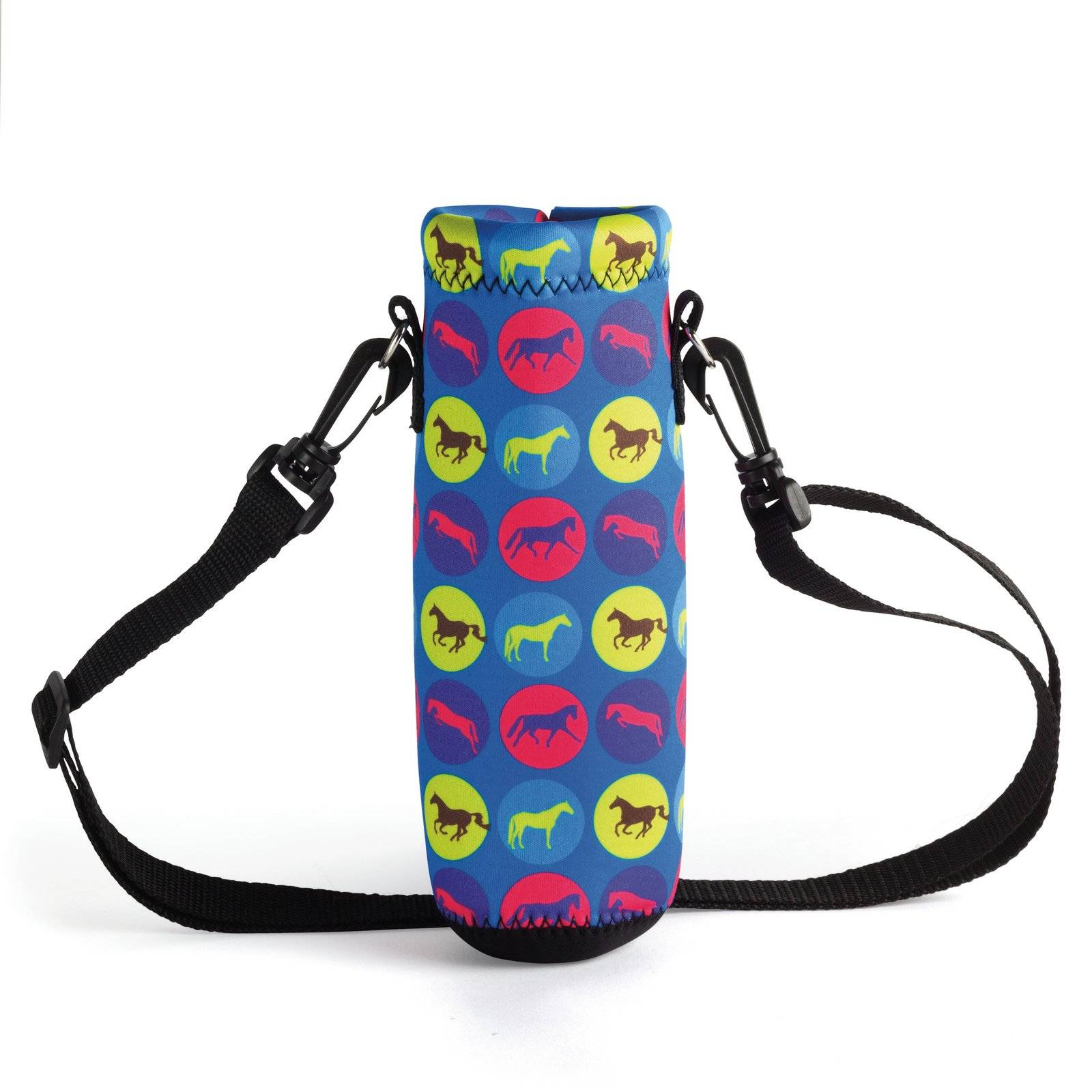 Tek Trek Neoprene Water Bottle Holder Polka Dot