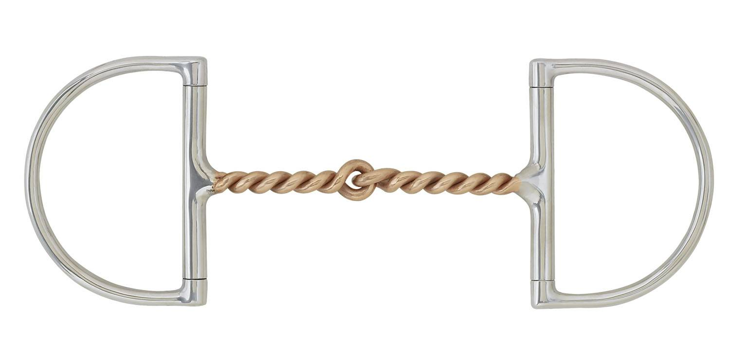 Centaur Stainless steel Curved twisted Copper wire King D