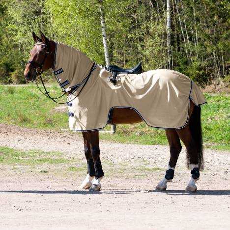 HorZe Seville Riding Mesh Sheet