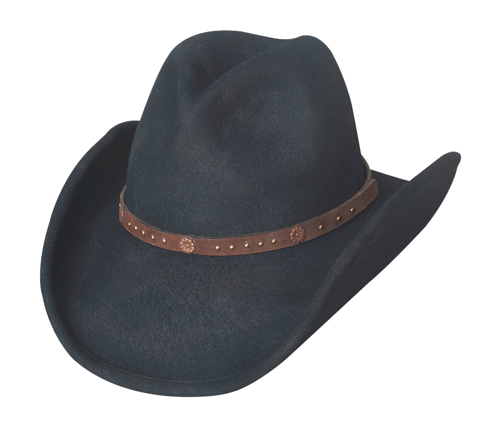 Bullhide Rusted Iron Cowboy Cool Collection Hat
