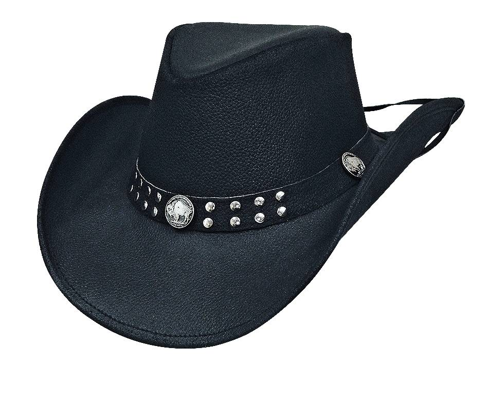 Bullhide Alston Down Under Collection Leather Hat