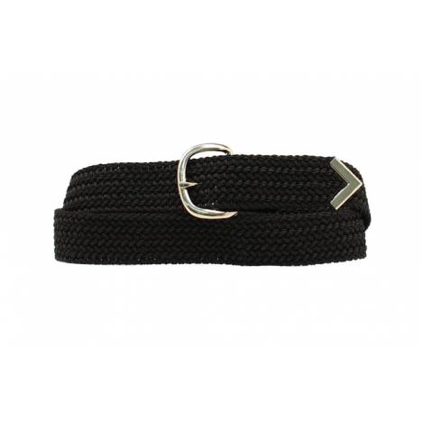 Double S Woven Braid Belt
