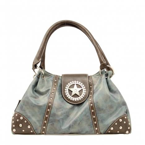 Blazin Roxx Star Concho Shoulder Bag