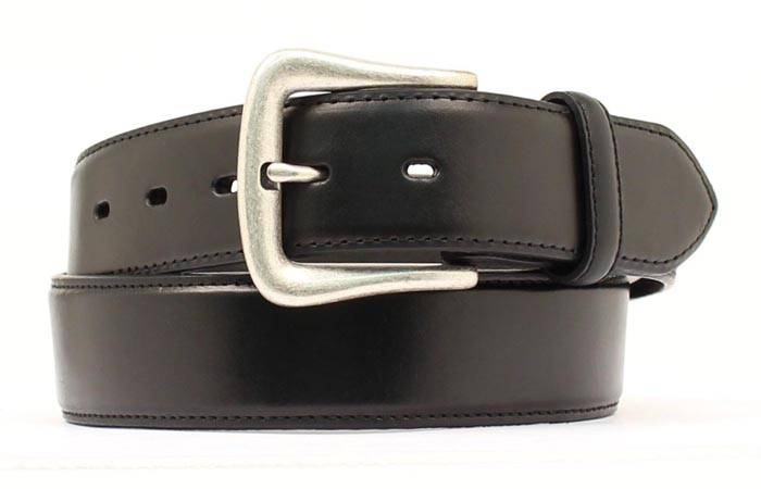 Nocona Men's Work Belt with Overlay