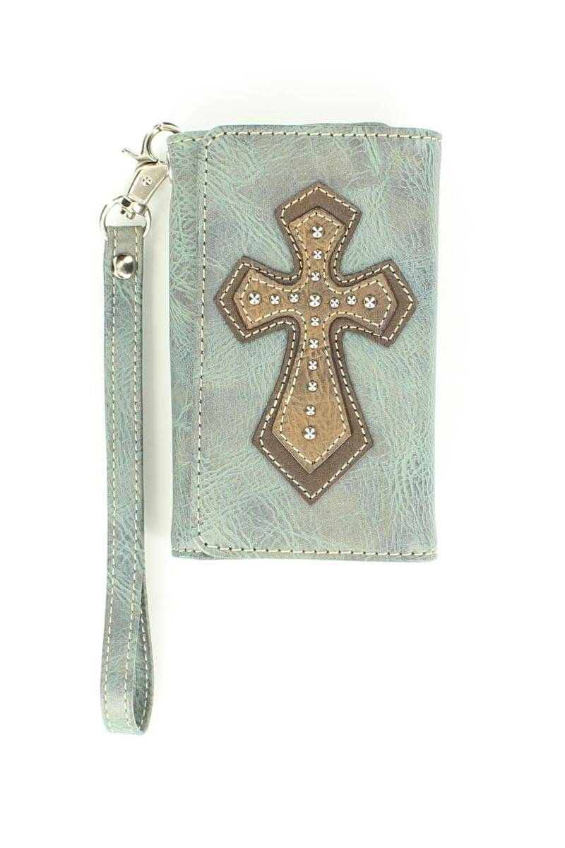 Blazin Roxx Cross iPhone 4 Wallet