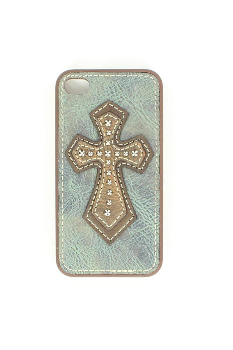 Blazin Roxx Cross iPhone 4 Cover