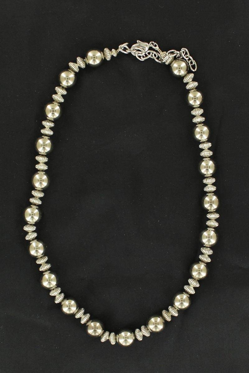 Blazin Roxx Double Bead Necklace