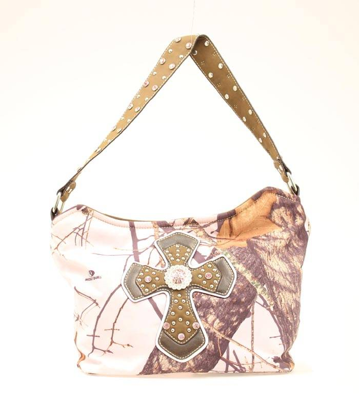 Blazin Roxx Cross Overlay Hobo Bag