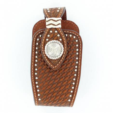 Nocona Basketweave Pearl/Iphone Case