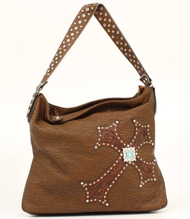 Blazin Roxx Diagonal Cross Shoulder Bag
