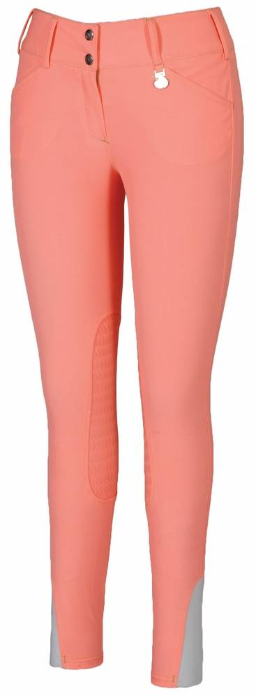 TuffRider Ladies' Neon Knee Patch Breeches