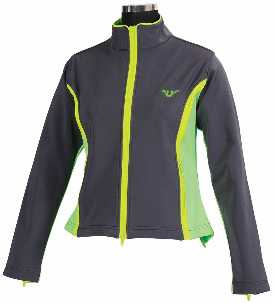 TuffRider Ladies Neon Tammy Jacket