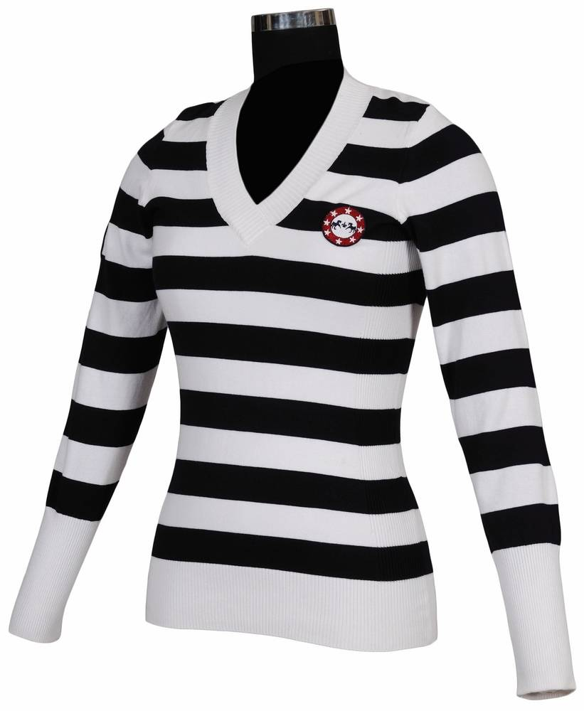 Equine Couture Ladies Catamaran Slim Fit Sweater