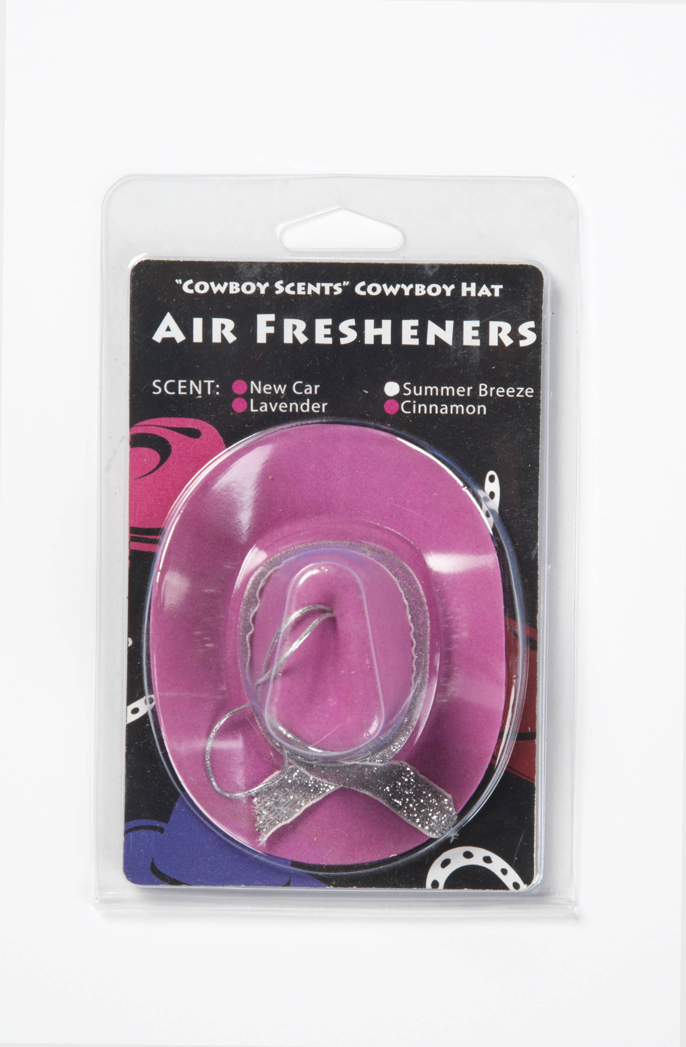 Cowboy Scents Cowboy Hat Air Freshener