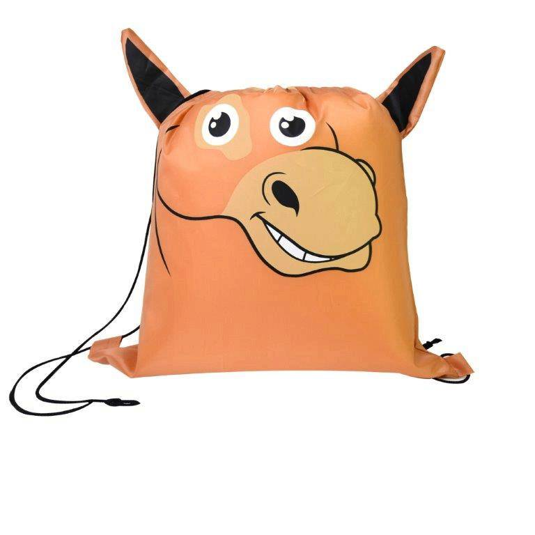 Horse Head String Backpack