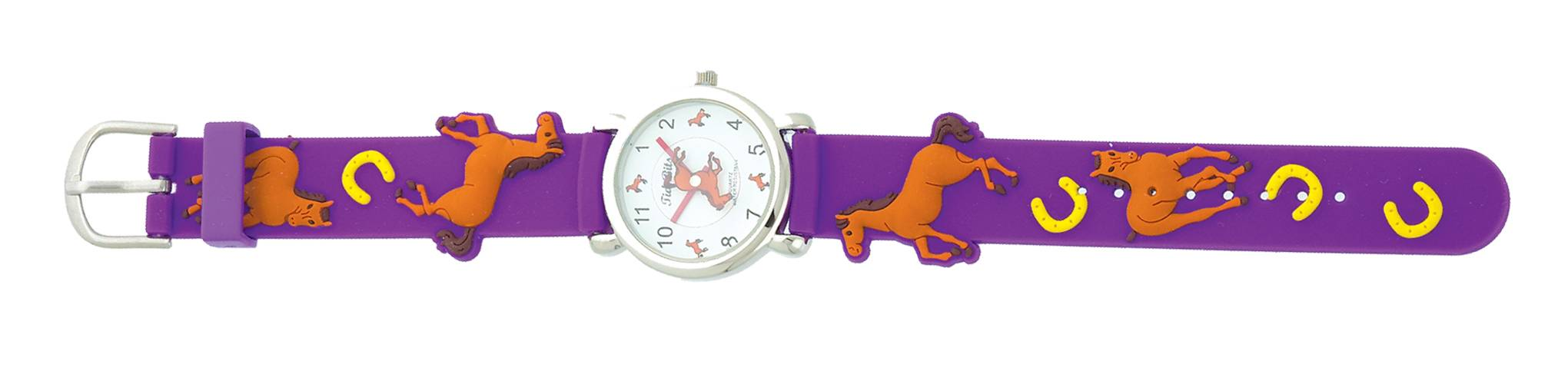Playful Ponies Kids Watch