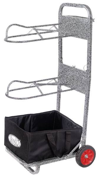 Tough-1 Collapsible 2 Tier Saddle Rack