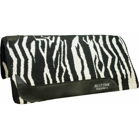 Billy Cook Saddlery Zebra VIP Pad