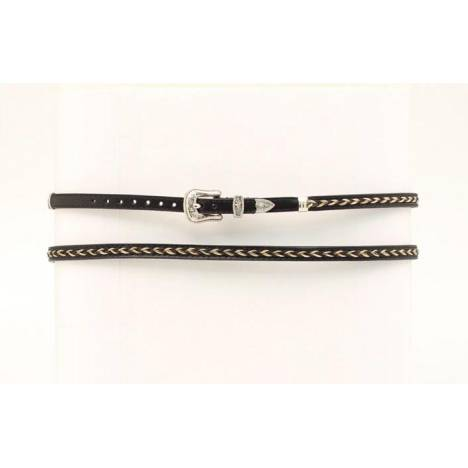 M & F Western Horse Hair Braided Hatband