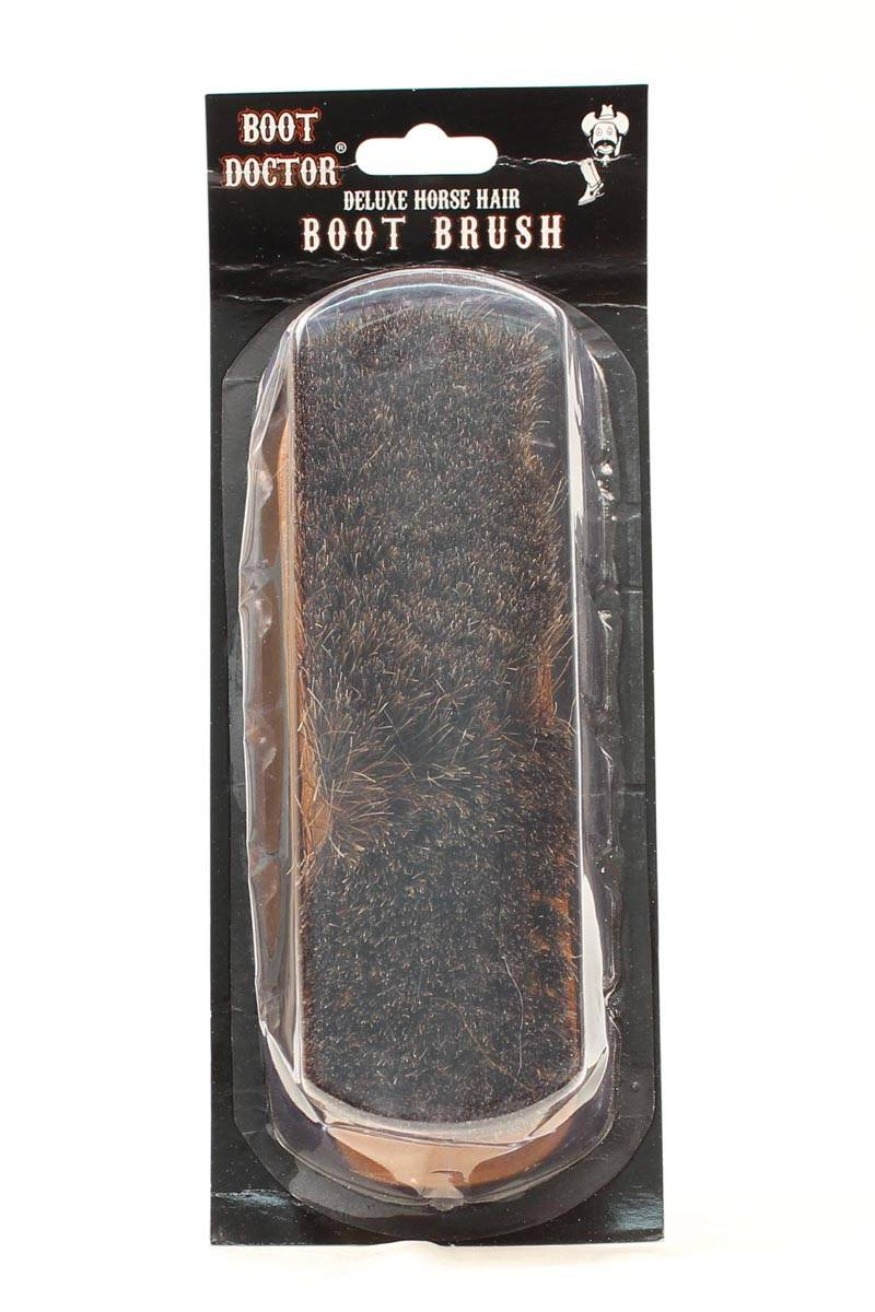Boot Doctor Horse Hair Boot Brush