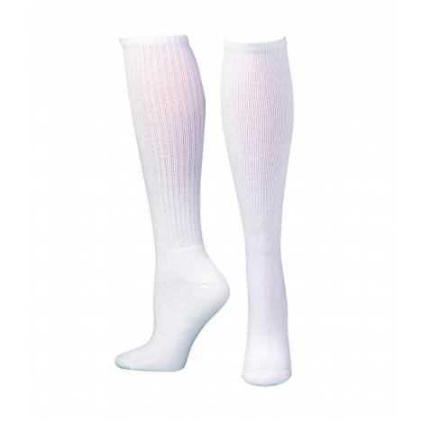 Boot Doctor Ladies OTC 1/2 Cushion Socks, 3 pack
