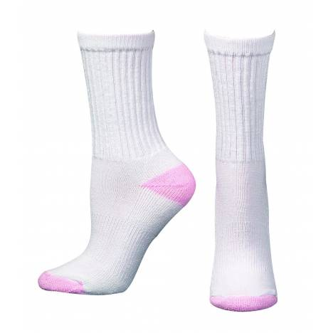Boot Doctor Ladies Super Crew Socks, 3 pack