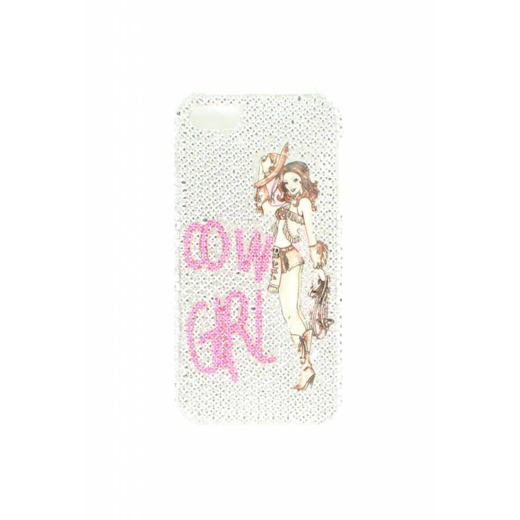 Nocona Cowgirl iPhone-5 Cover