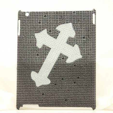 Nocona Crystal Cross Ipad4 Cover