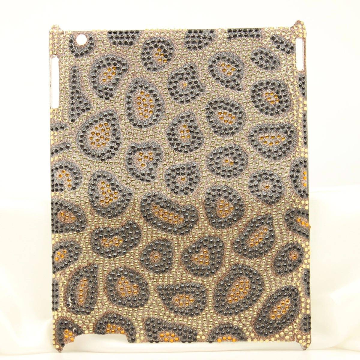 Nocona Crystal Leopard Ipad4 Cover