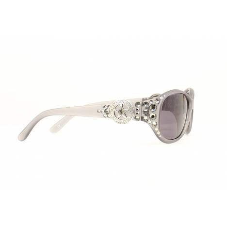 Blazin Roxx Womens Star with Diamond Sunglasses