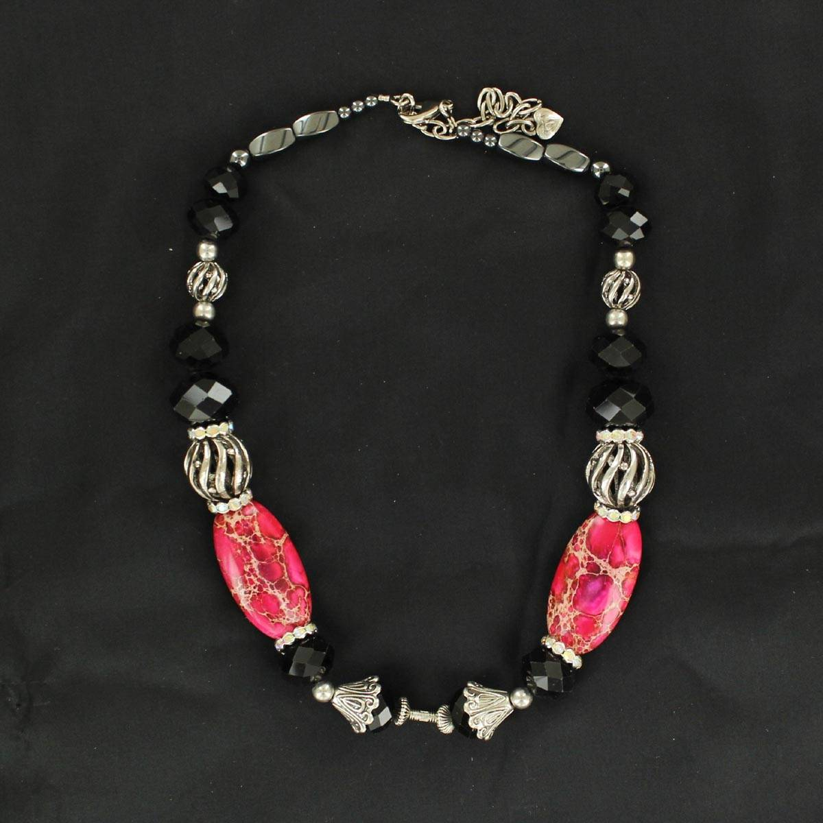 Western Charm Beaded Mix n Match Necklace