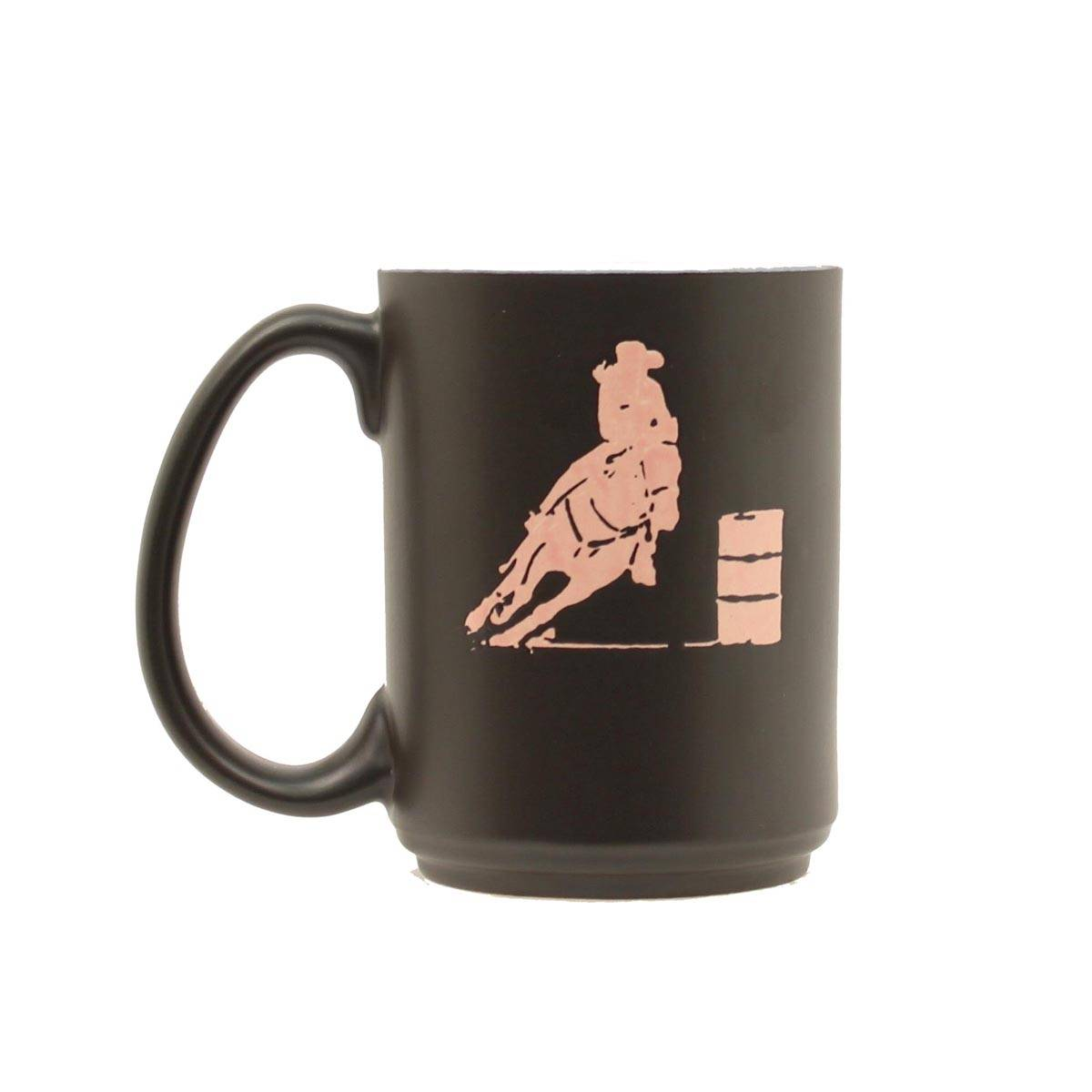 Western Moments Barrel Racer Mug