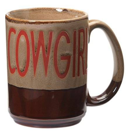 Western Moments COWGIRL Mug