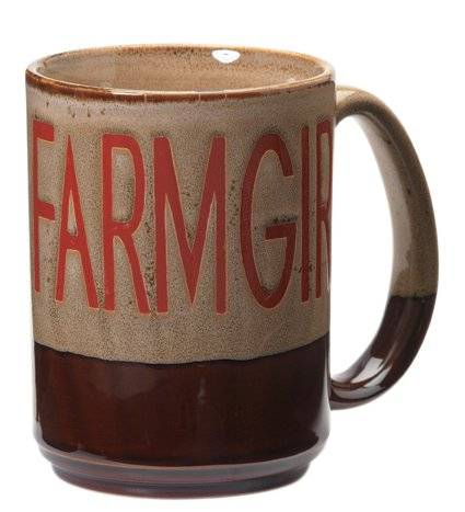 Western Moments FARMGIRL Mug