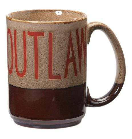 Western Moments OUTLAW Mug