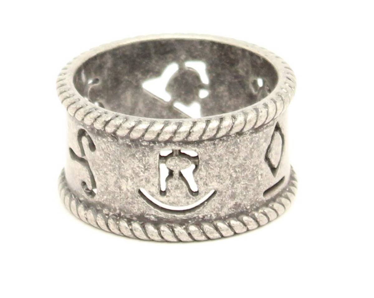 Western Moments Branded Napkin Ring