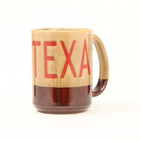 Western Moments TEXAN Coffee Mug