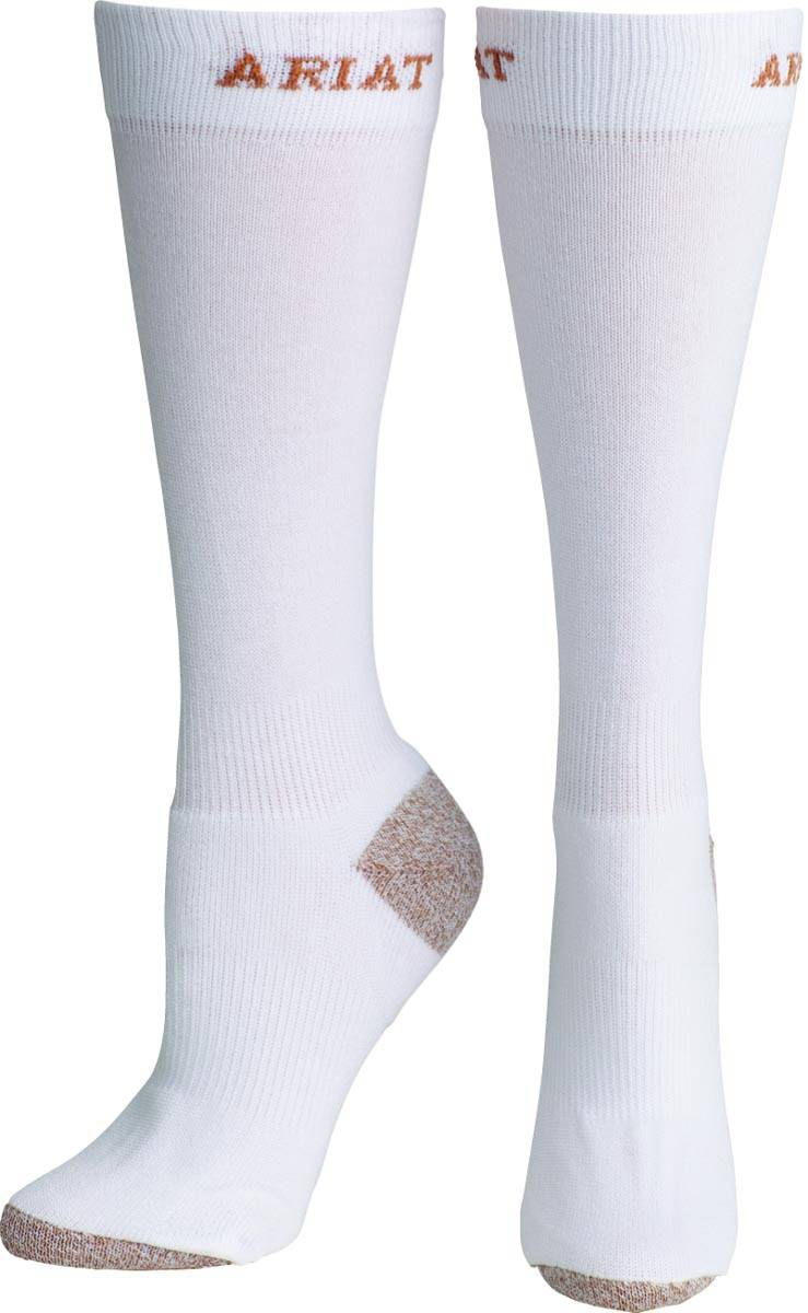 ARIAT Men's Heavy Duty Sport Sock