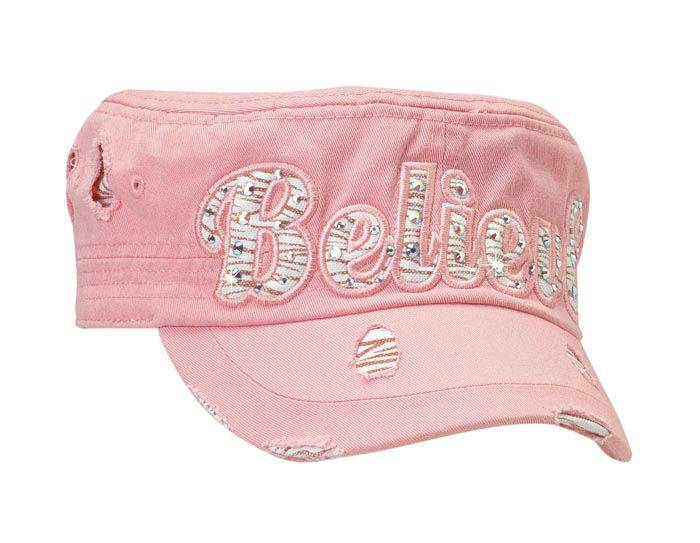 Blazin Roxx Ladies ''Believe'' Cap