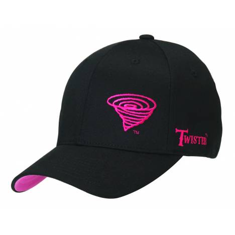 Twister Flex Fit Logo Baseball Cap