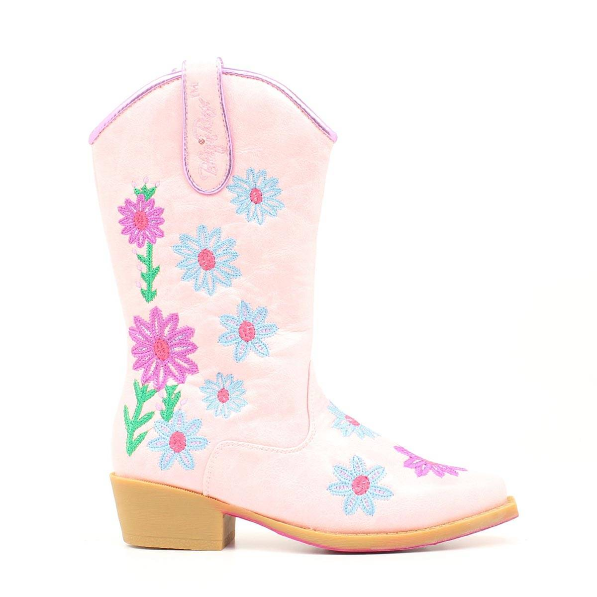 Blazin Roxx Kids Zip Daisy Boot