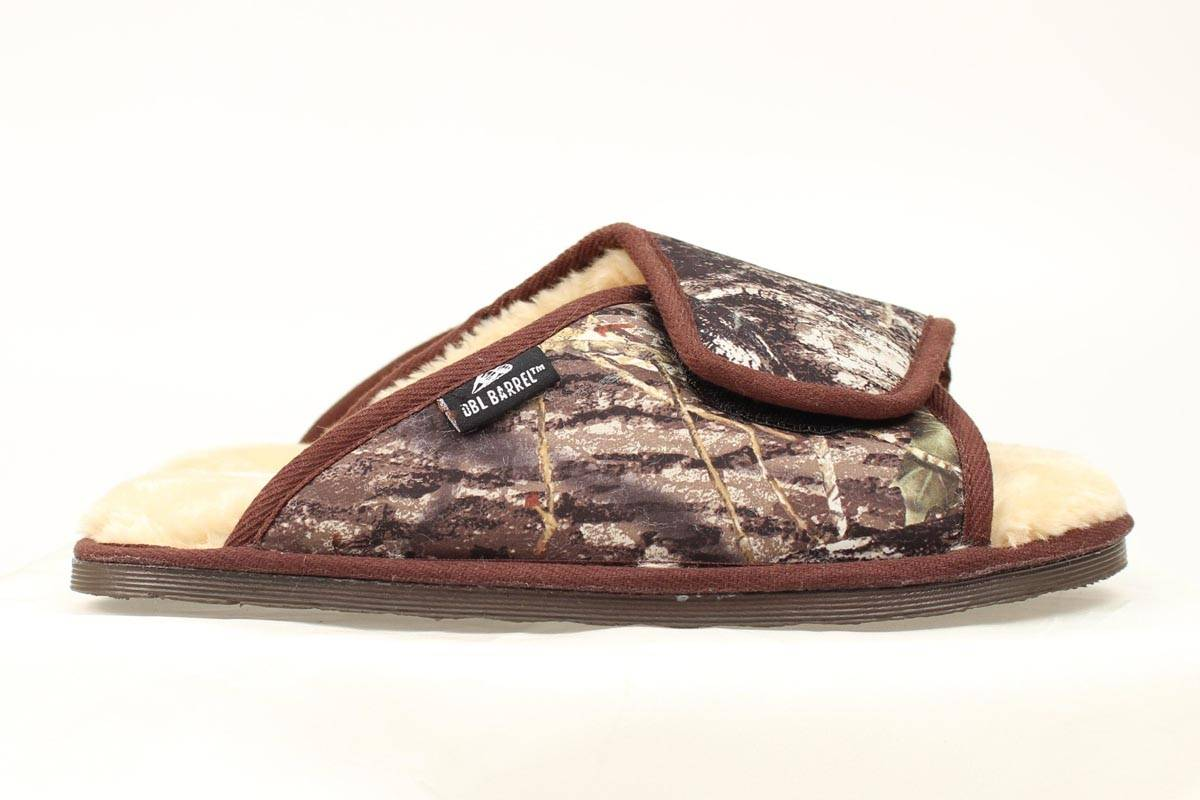 DBL Barrel Youth Slide-In slipper