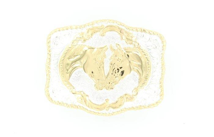 Crumine Classic Faithful Friends Buckle