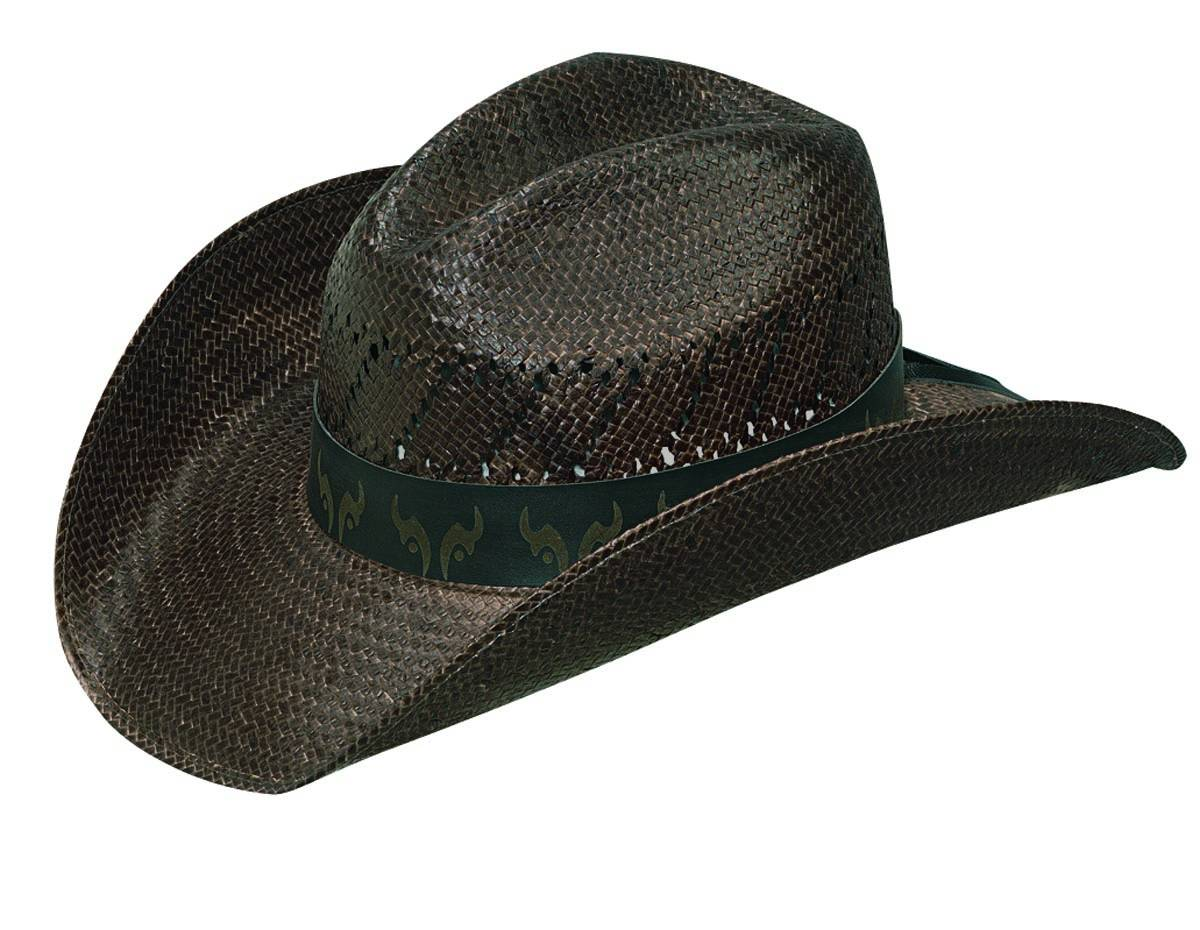 Twister Men's Causal Western Hat