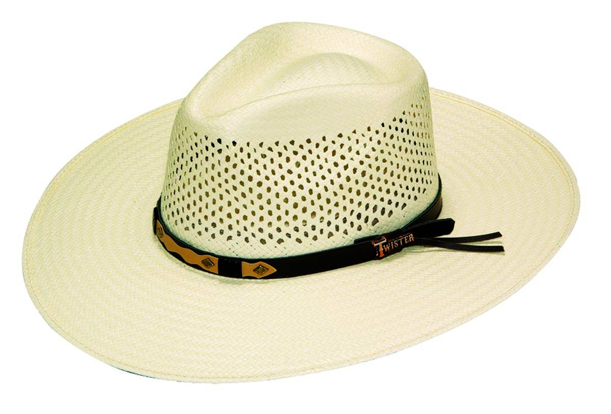 Twister Adult Indiana Western Hat