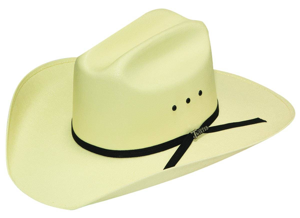 Twister Sancho Canvas Cowboy Hat